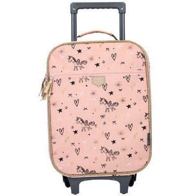 Foto van Kinder koffer Kidzroom Pink