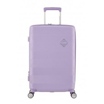Foto van American Tourister Flylife Spinner 67/24 TSA EXP Lavender