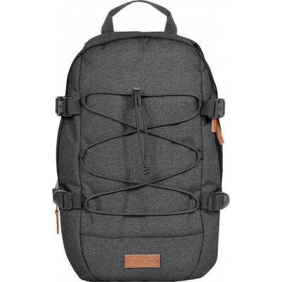 Eastpak Borys rugzak 15 inch black denim