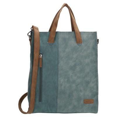 Shopper Beagles 18088-030 Jeansblauw