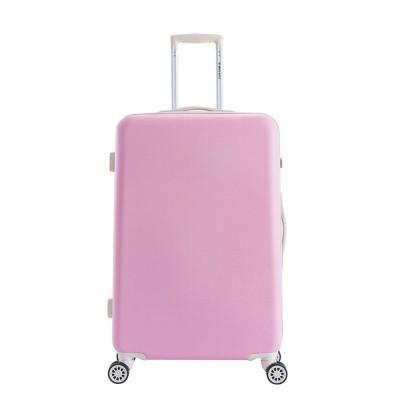 Foto van Koffer Decent Star-Maxx Trolley 76 Pastel Pink