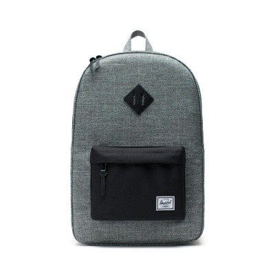 Foto van Herschel Supple Co. Heritage Rugzak Raven Crosshatch