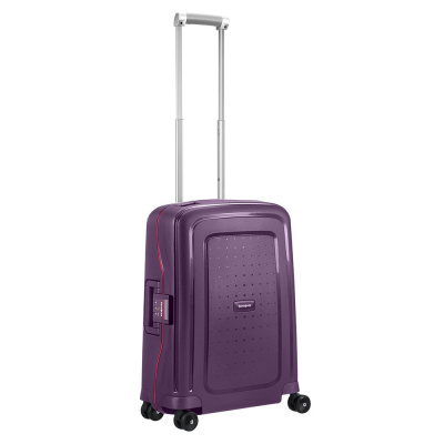 Foto van Samsonite s'cure spinner dark purple/raspberry