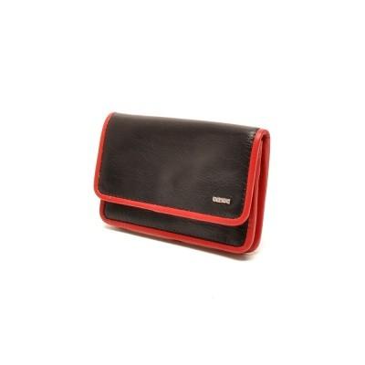 Foto van Berba Soft 003-096 Key Pouch Black-Red