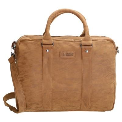 Laptoptas Enrico Benetti 54539-006 Bruin