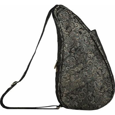 Foto van Healthy Back Bag S Black Fleur