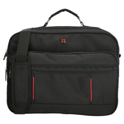 Enrico Benetti Cornell Flight Bag zwart
