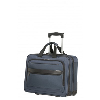 Foto van Samsonite Laptoptrolley Vectura Evo 17,3 Blue
