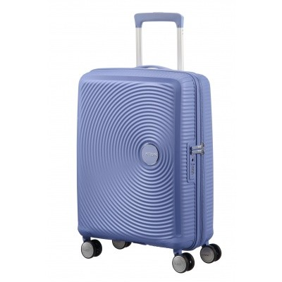 American tourister Soundbox SPINNER 77/28 Denim Blue
