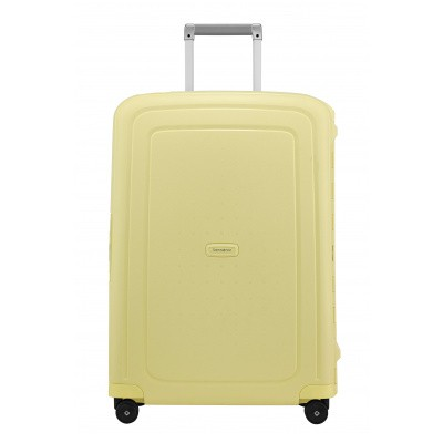 Foto van Samsonite S' Cure Spinner 69/25 Pastel Yellow Stripes