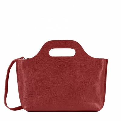 Foto van Myomy Carry bag Handbag Rambler Red
