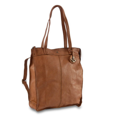 Shopper/Rugtas Harbour2nd Franka Cognac