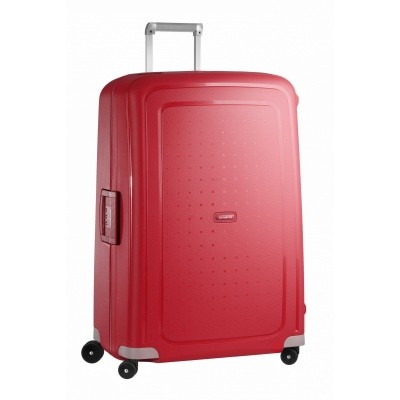 Foto van Samsonite S'CURE SPINNER 81/30 CRIMSON RED