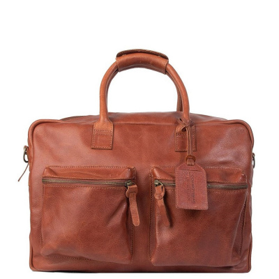 Foto van Schoudertas Cowboysbag 3052 The Bag Special Oak