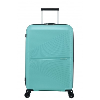 Foto van Koffer American Tourister Airconic Spinner 67 Purist Blue