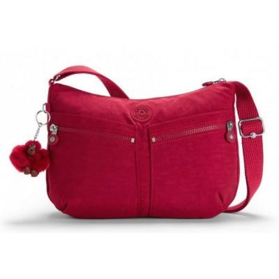 Foto van Kipling Medium shoulderbag (across body) Rood