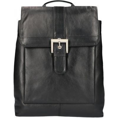 Rugtas Leather Design CC 1217 Zwart