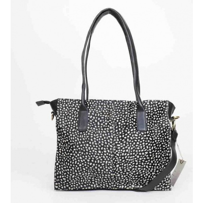 Schouder/Handtas Bear Design HH 02028 White Dot