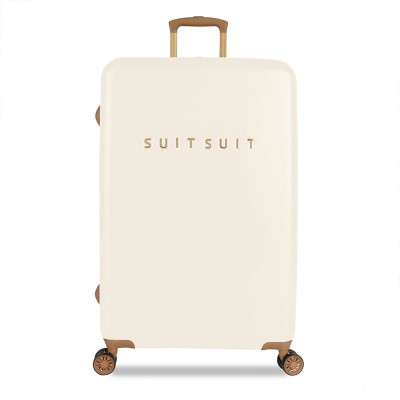 Foto van Koffer SuitSuit Fab Seventies 76 cm Antique White
