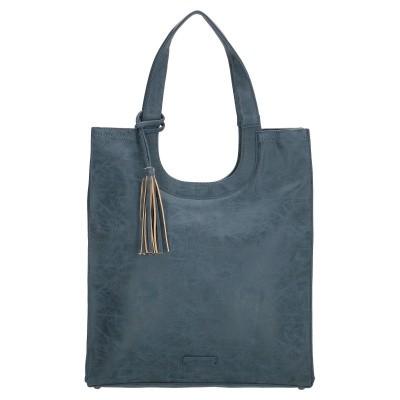 Shopper Tess Enrico Benetti 66451-030 Jeans-Blauw