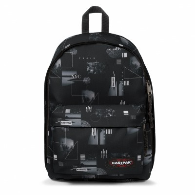 Rugtas Eastpak Out of Office Shapes Black