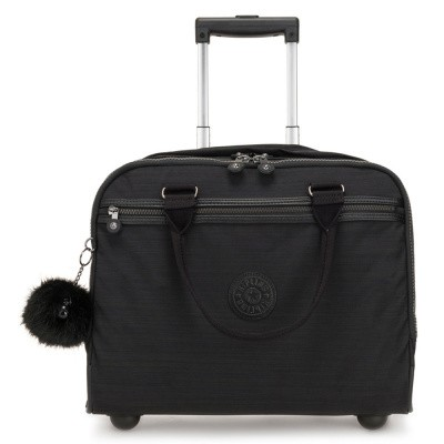 Foto van Laptop Trolley Kipling New Ceroc True Dazz Black