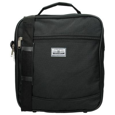 Enrico Benetti Handbagage Reportertas A4 36054 Black