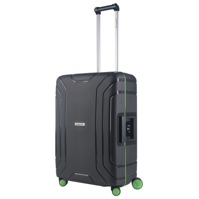 Foto van CarryOn Trolley 65cm Steward Dark Grey