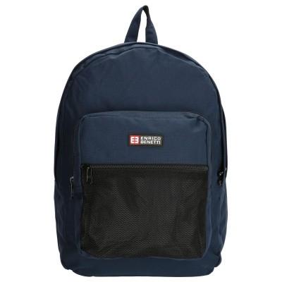 Laptop Rugzak Enrico Benetti 54233 Blauw