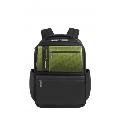 Foto van Rugtas Samsonite Openroad X Diesel Laptop Backpack 15.6'' black/yellow
