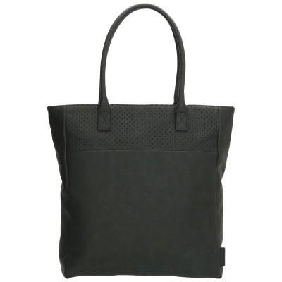 Shopper Beagles 18112-001 Zwart