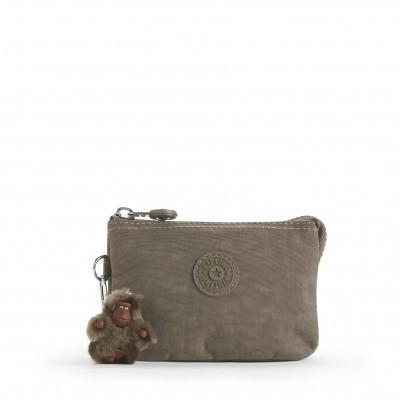 Kipling Small purse Beige