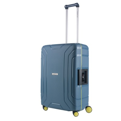 Foto van CarryOn Trolley 65cm Steward Ice Blue