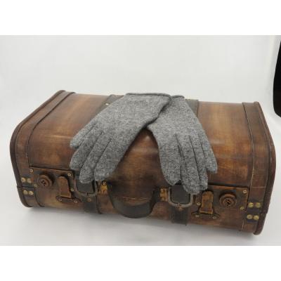 Handschoenen Roeckl 23012-206 Grijs