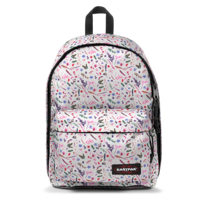 Rugzak Eastpak Out of Office Herbs White