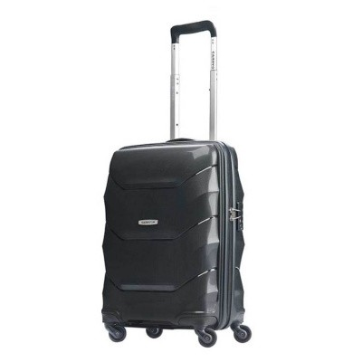 CarryOn Trolley 55cm Porter 2.0 Black