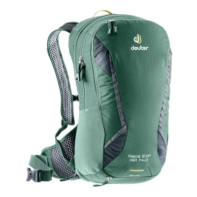 Rugtas Deuter Race Air EXP Seagreen/Graphite
