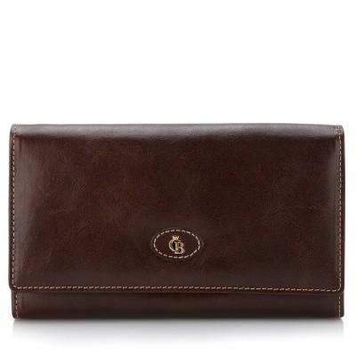 Castelijn & Beerens, 42 2402 Dames portemonnee beugel Mocca