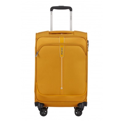 Samsonite PopSoda Spinner 55 length 35 yellow