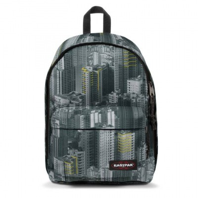 Eastpak OUT OF OFFICE Rugtas urban yellow