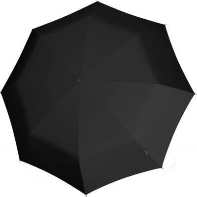 Foto van Knirps T-200 Medium Duomatic Paraplu Zwart