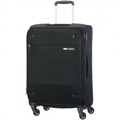 Foto van Samsonite BASE BOOST SPINNER 66/24 EXP Zwart
