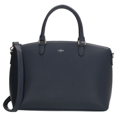Shopper Charm 18020-002 Blauw