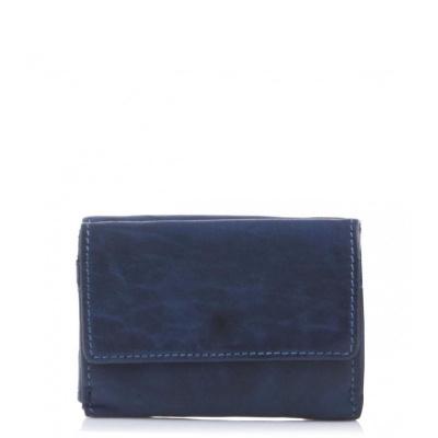 Portemonnee Bear Design Cow Lavato wallet 14618 Blauw