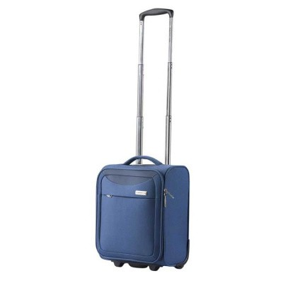 Foto van CarryOn Trolley 42cm Underseat AIR Blauw