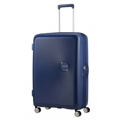 American tourister Soundbox SPINNER 77/28 Midnight Navy