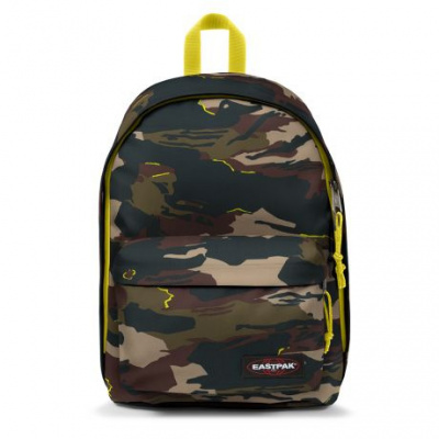 Foto van Rugzak Eastpak Out of Office Outline Yellow