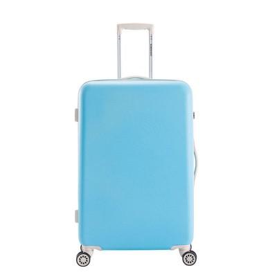 Koffer Decent Star-Maxx Trolley 76 Pastel Blue