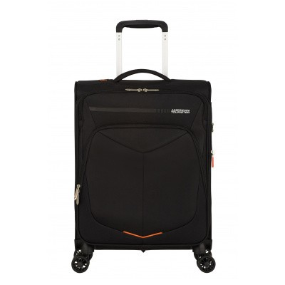 American Tourister Summerfunk Spinner 55/20 EXP Tsa Black