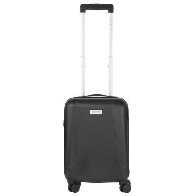 Foto van Handbagage koffer CarryOn Skyhopper 4 wiel Trolley 55 black
